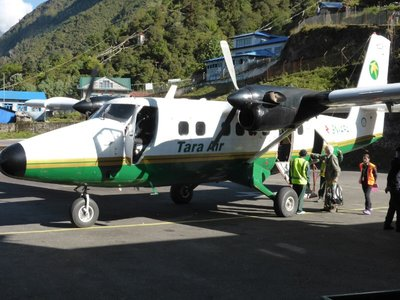 Tara airplane