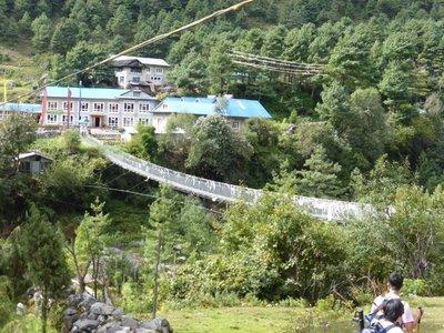 Another suspension bridge !