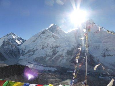 Kala Pattar 5.545m - Everest view