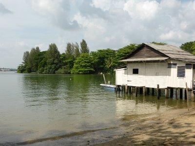 Scenery Pulau Ubin