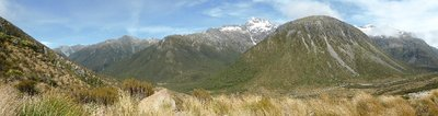 Arthurs pass national park trek