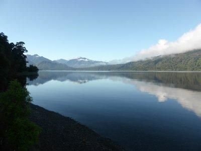 Kaniere lake