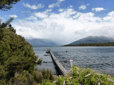 The Anau dows boatramp