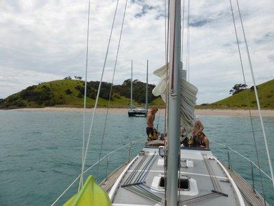 Snorkeling bay