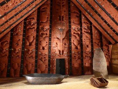 Maori foodstorage