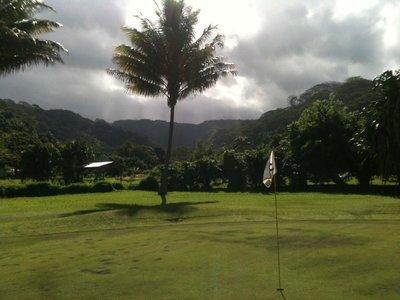 An impression of the Terrain de golf Olivier-Breaud