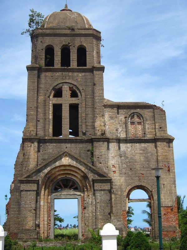 2 Church bombed out during the war