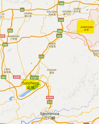 中国地图二