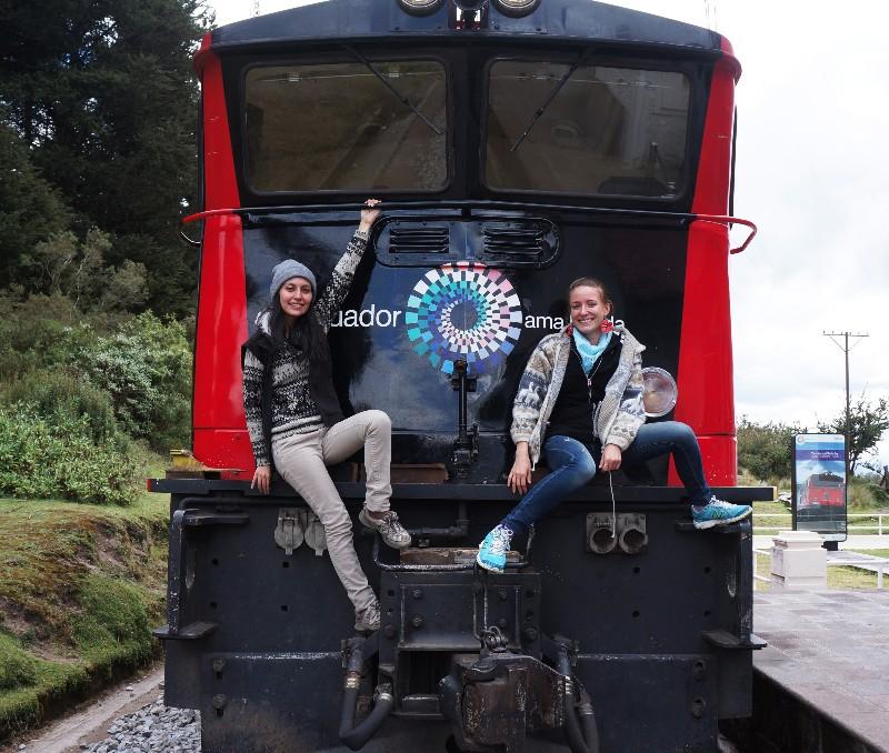 Ecuador Rails