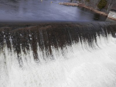 Chute-Montmorency (Montmorency Falls)
