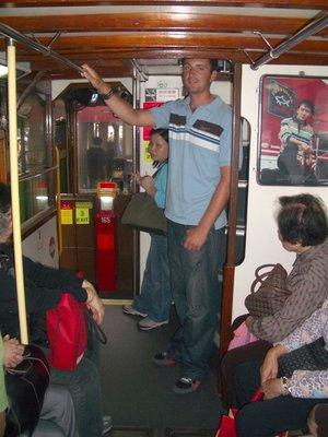 HK - Low Tram