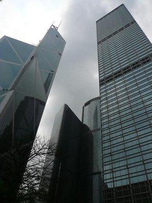 HK - Bank of China