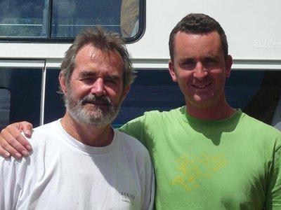 Aus - Rob and David