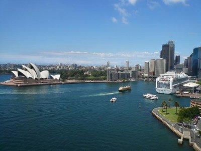 Aus - Sydney Cityscape