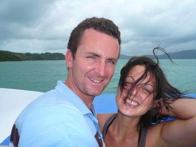 Aus - Boat Trip to Hamilton Island