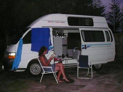 Aus -Byron Bay Camper