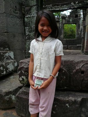 Postcard Girl