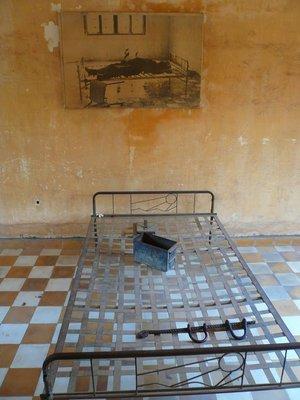 S21 Prison Room