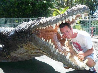 Aus - Zoo Rob and Croc