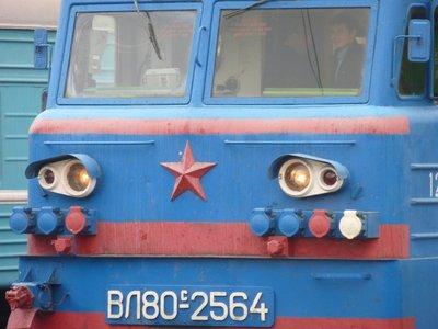Locomotive Sovjet Style