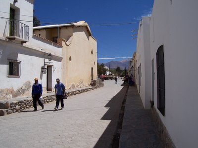 Streetlife in Cachi