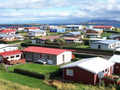 Stykkisholmur town, Snaefellsness