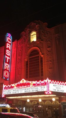 Castro Theatre, San Francisco