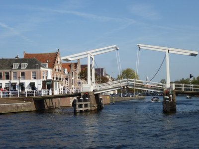 Typical Dutch Bridge