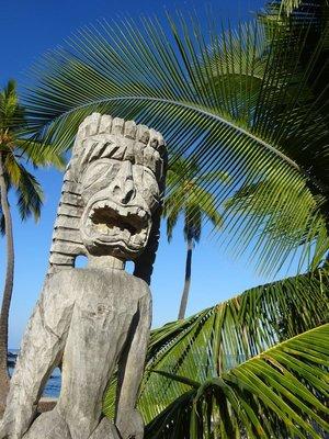 Puʻuhonua o Hōnaunau National Historical Park