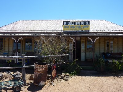 The Middleton Hotel, Queensland