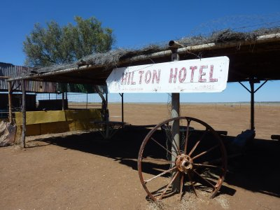 The cheapest Hilton Hotel in the World, Queensland