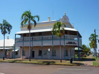 Shire of Carpentaria building, Normanton