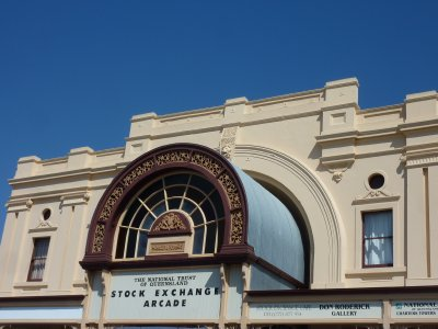 Stock Exchange Building, Charters Towers