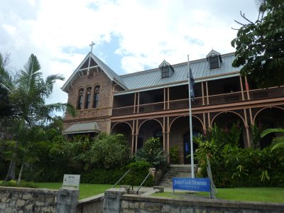 James Cook Museum, Cooktown