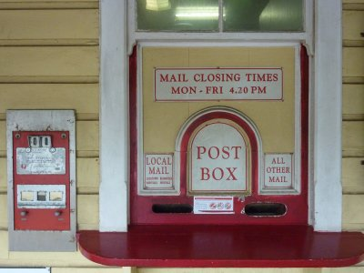 Cooktown&#39;s Post Office