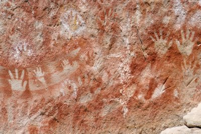 Aboriginal Rock Art, Carnarvon Gorge NP