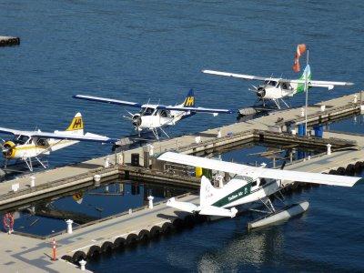 Vancouver's Floatplane Harbour