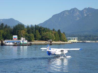Floatplane, Vancouver