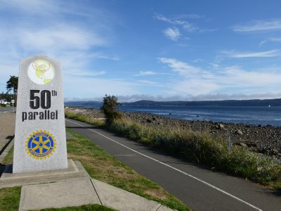 50th Parallel, Campbell River