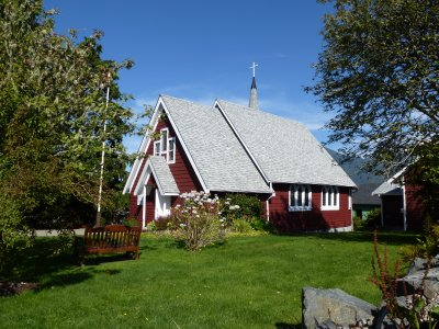 Tofino's Church