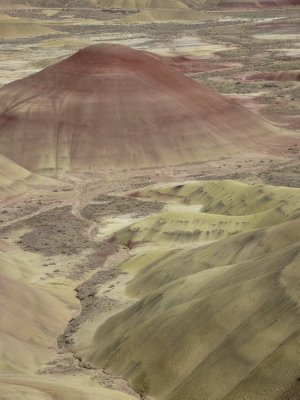 Painted Hills, John Day Fossil Beds NM, Oregon