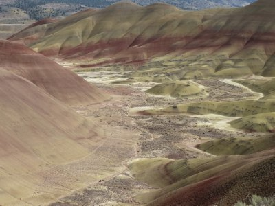 Oregon's Painted Hills