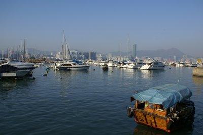 Hongkong Harbour