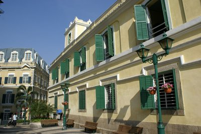Colonial buildings