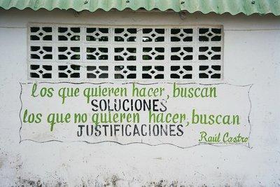 Wisdom by Raul Castro