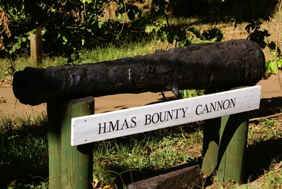 The Bounty Canon