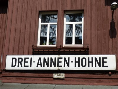 Drei-Annen-Hohne Station
