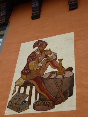 Goslar mural