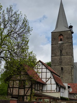 Historic centre of Quedlinburg