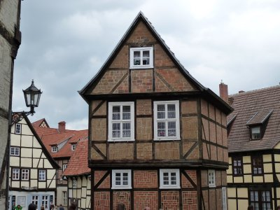 UNESCO listed Quedlinburg